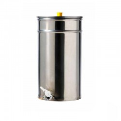 Ανοξείδωτο δοχείο μελιού 150 lit BOUGAS