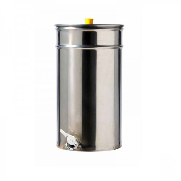 Ανοξείδωτο δοχείο μελιού 150 lit