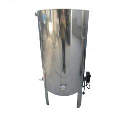 Θερμαινόμενη δεξαμενή μελιού 150 litr BOUGAS