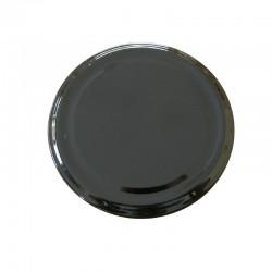 Καπάκι Μαύρο Για Μισόκιλο Φ 63