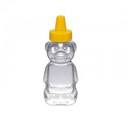 Μπουκαλάκι Μελιού Αρκουδάκι Πλαστικό
