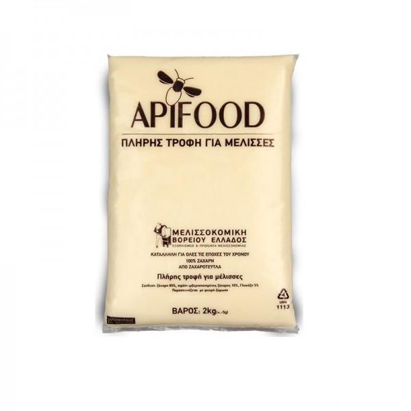 Πάστα Apifood 2kg Μελισσοκομικής Βορείου Ελλάδος