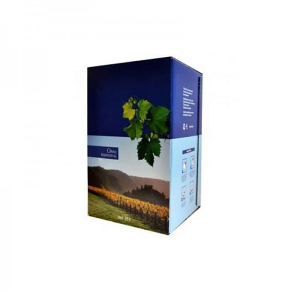 Χαρτοκιβώτιο ασκού οίνου 5Lt