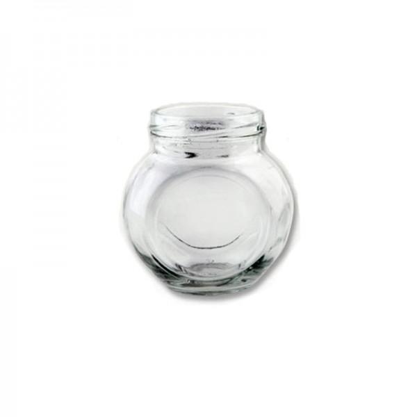 Βάζο Γυάλινο 212 ml Οβάλ