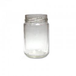 Βάζο γυάλινο 314 ml βαθύ (μισόκιλο)