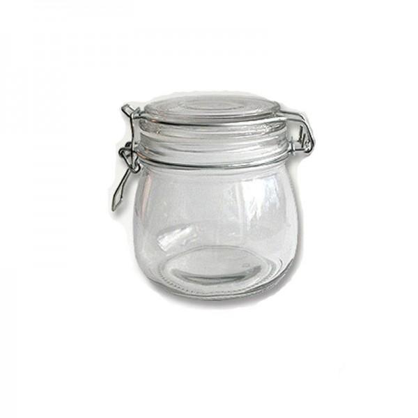 Βάζο γυάλινο 600 ml ERMETICO