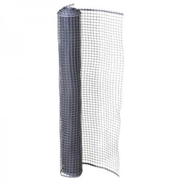 Πλέγμα Μπαλκονιού GRASHER Γκρι, 1m x 50m