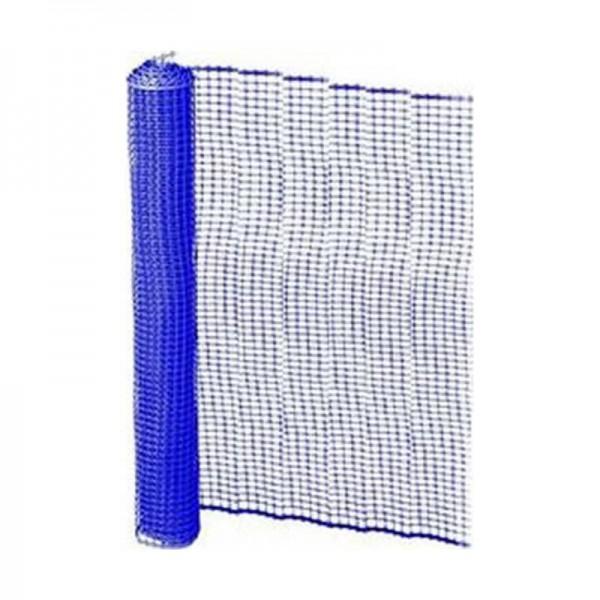 Πλέγμα Μπαλκονιού Grasher Μπλε, 1m x 50m