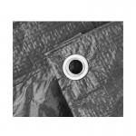 Τέντα μουσαμά γκρί Grasher 120 γρ. 5m x 10m