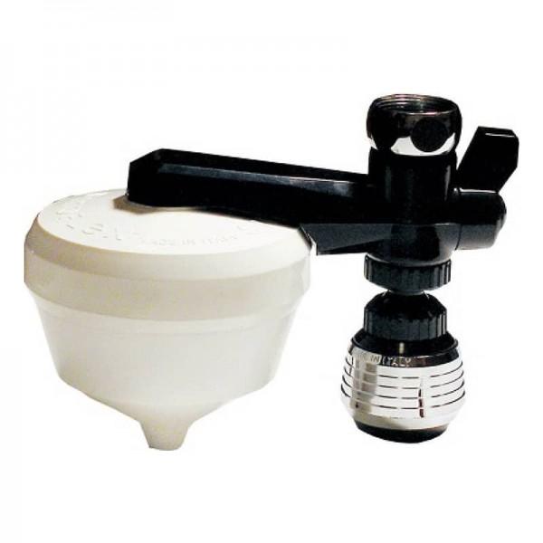 Φίλτρο νερού ενεργού άνθρακα συσκευή Uni 3 Siroflex