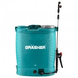 Ψεκαστήρας μπαταρίας λιθίου Grasher 16lt