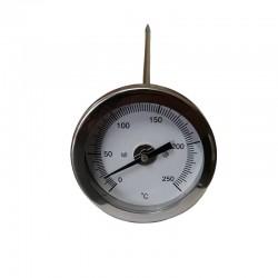 Βιομηχανικό θερμόμετρο για παραφίνη