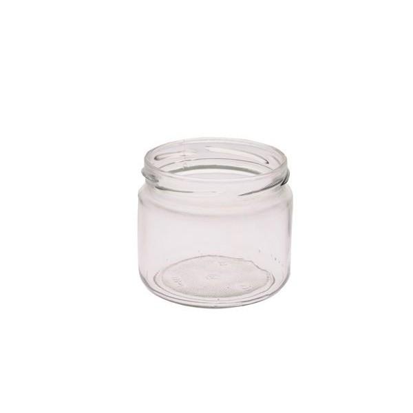Βάζο μισόκιλο 370ml Φ82