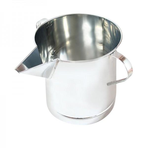 Ανοξείδωτο δοχείο μελιού 14 kgr