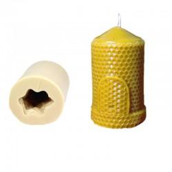 Καλούπι σιλικόνης μελισσόσπιτο