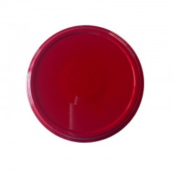 Καπάκι κόκκινο Φ 82