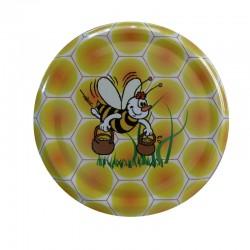 Καπάκι μέλισσα με κουβαδάκια
