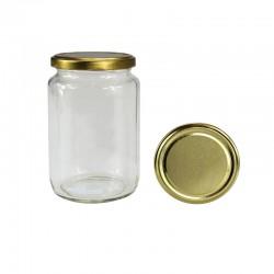 Βάζο γυάλινο 720 ml