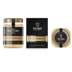 Βιολογικό Μέλι Ελάτης Βανίλια 450 gr Bio Μέλι